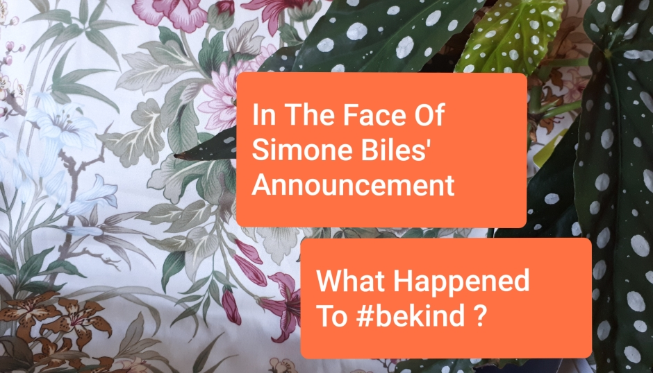 what happened to #bekind ?